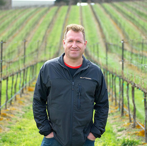 BILL MURRAY, Winemaker at Barons Winery