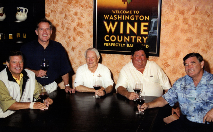 Original Partners at Baron's Winery